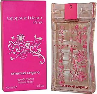 Emanuel Ungaro Apparition Pink Buy 1 Get 1 Free for Women -90ml, Eau de Toilette,