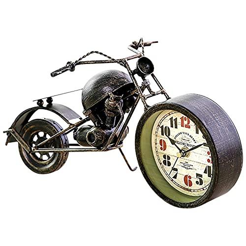 Nicololfle Retro-Motorradwecker