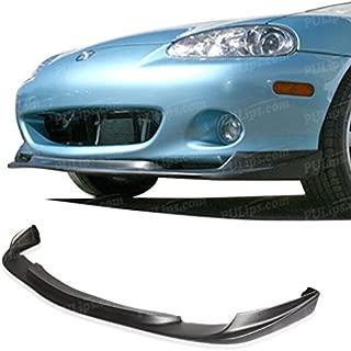 PULIps MZMT01GVFAD - GV Style Front Bumper Lip For Mazda Miata 2001-2005 MX-5