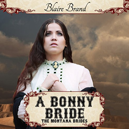 A Bonny Bride audiobook cover art
