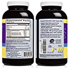 InnovixLabs Triple Strength Omega-3 Fish Oil, Concentrated 900 mg Omega-3 per Pill, Burpless Enteric Coated, Gluten-Free, High EPA & DHA for Heart, Brain & Joints, IFOS 5-Star Certified, 200 Capsules #1