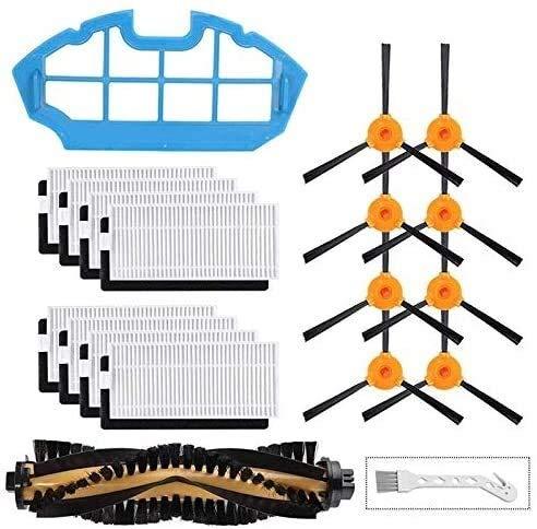 Recambios de filtros y cepillos de repuesto para Deebot N79