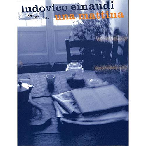 Ludovico Einaudi - Una Mattina - Klaviernoten [Musiknoten]