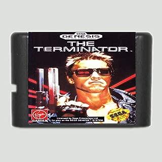 The Terminator 16 Bit Md Game Card For Sega Mega Drive For Genesis