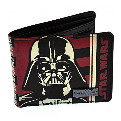 Disney Star Wars Classic Collection 'Darth Vader' Geldbörse, faltbar, in Box, Mehrfarbig - multi - Größe: Einheitsgröße