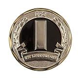 U.S. Army Rank Coin (2) - Black Army O-2 OSFM