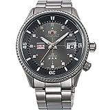 [オリエント時計] 腕時計 スポーティー キングマスター グレー WV0011AA シルバー