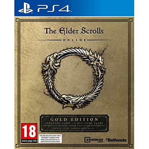 Bethesda - Elder Scrolls Online: Gold Edition /PS4 (1 Games)