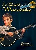 Sebastian Derek & Romane L'Esprit Manouche Debutant Gtr Book/Cd French