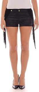 Daniele Alessandrini - Woman Shorts DE024K1813511 Black Bermuda Eugenia