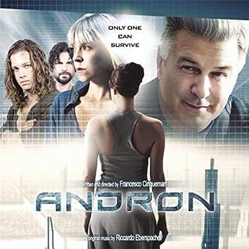 Andron The Black Labyrinth (Colonna sonora originale del film)