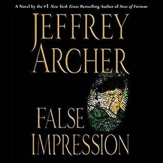 False Impression  cover art