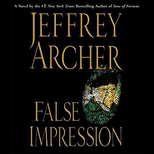 False Impression  By  cover art