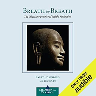 Breath By Breath audiobook cover art