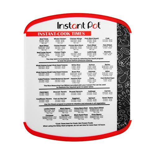 Instant Pot Schneidebrett 11x14-inch rot