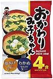 MIYASAKA JOZO USA INC Miso Soup 4 servings Bean Curd & Wakame, 2.98 Ounce (Pack of 12)