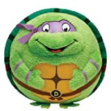 Ty Beanie Ballz 5`` TMNT Ninja Turtle Donatello - Purple mask Plush Doll Toy ,#G14E6GE4R-GE 4-TEW6W218082