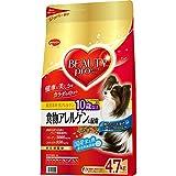 ビューティープロ ドッグフード ドッグ 食物アレルゲンに配慮 10歳以上 フィッシュ 4.7kg
