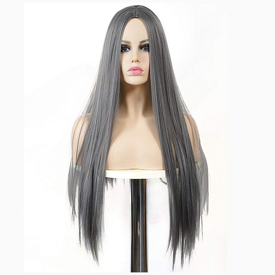 寄生虫チーフ保持するBOBIDYEE 長い髪のかつら28