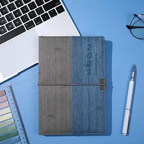 Planificador semanal, diario académico, para aumentar la