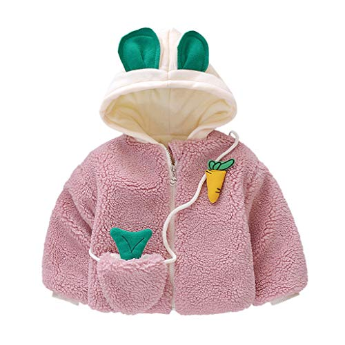 Read About Toddler Girls Clothes for Winter,Winter Windproof Coat Cartoon Hooded Warm Outwear Jacket...