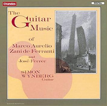 The Guitar Music of Marco Aurelio Zani de Ferranti & Jose Ferrer