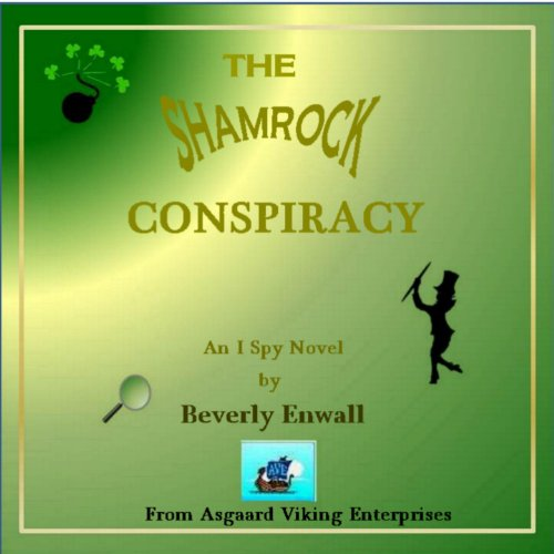 The Shamrock Conspiracy cover art