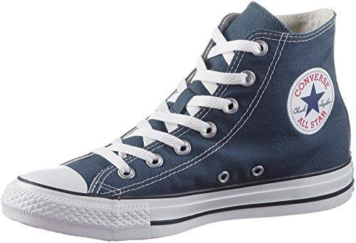 Converse Chuck Taylor All Star, Unisex-Erwachsene Hohe Sneakers, Blau (Navy Blue), 38 EU