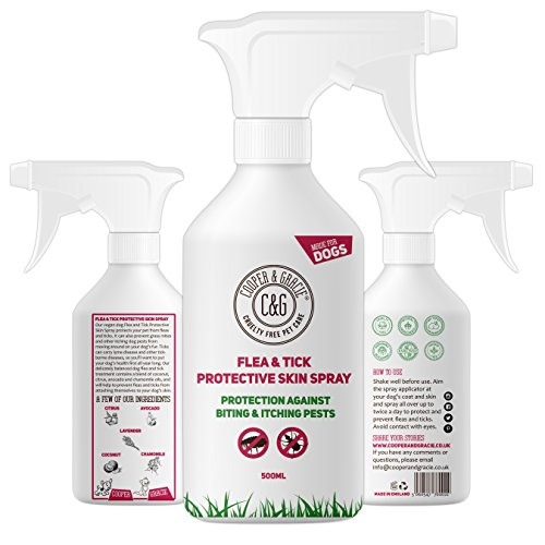 C&G Cruelty free Pet Care - Spray protección contra