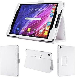 wisers ASUS ZenPad 3 8.0, Z581KL タブレット 専用 ケース カバー [2016 年 新型] ホワイト