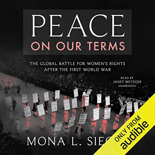 Peace on Our Terms cover art