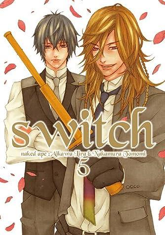 新装版 switch 5巻 (IDコミックス ZERO-SUMコミックス)