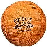 Phoenix Fitness RY929 - Palla Medica Multicolore, 3 kg