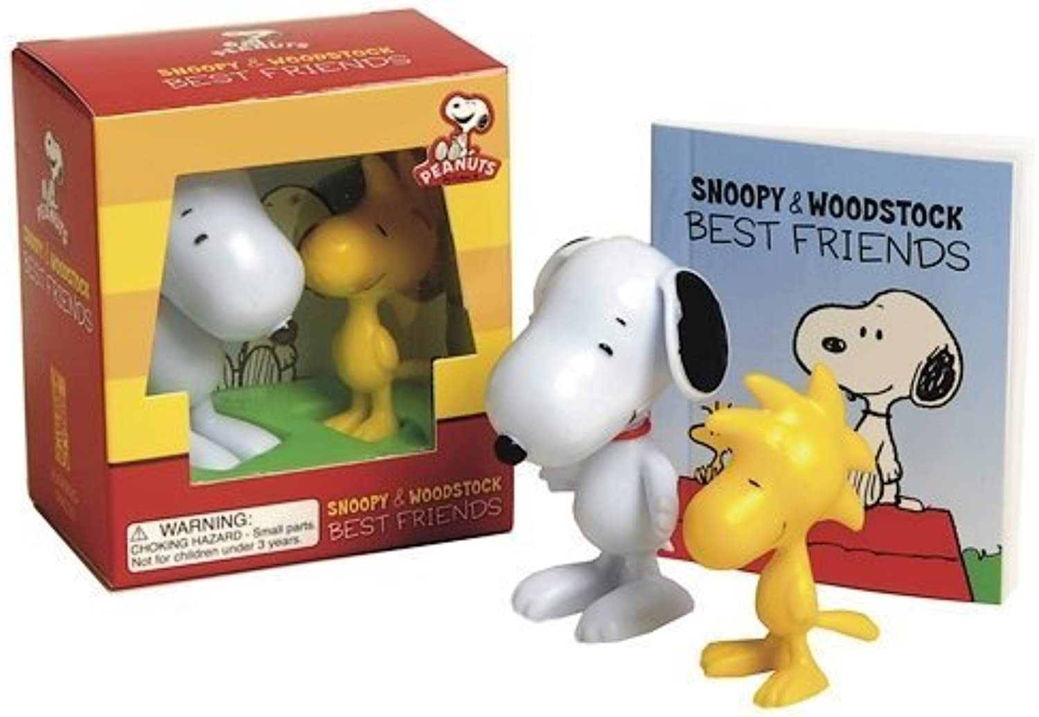 Snoopy and Woodstock Bendable Toy by Perseus