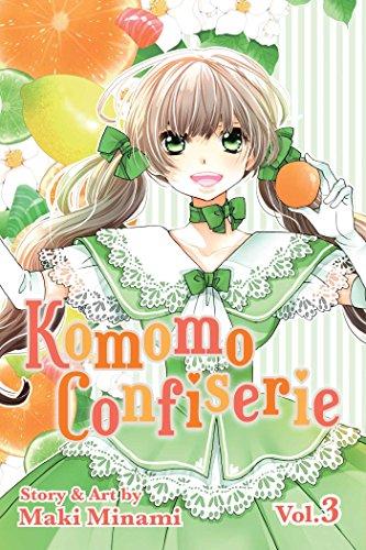 Komomo Confiserie Volume 3