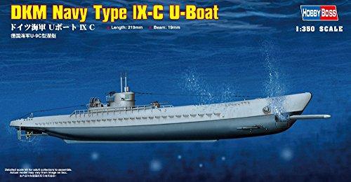 Hobbyboss - DKM Type IXC U-Boat - HBB83508 Modello, Scala 1:350
