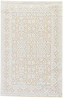 Jaipur Living Fables 12' x 15' Area Rug in Beige and Blue
