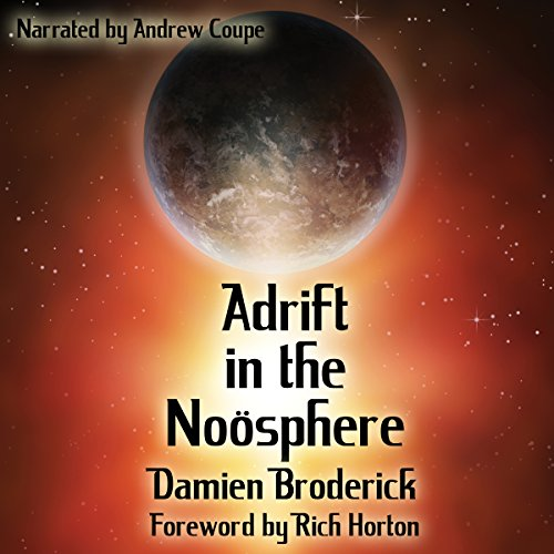 Adrift in the Noösphere audiobook cover art