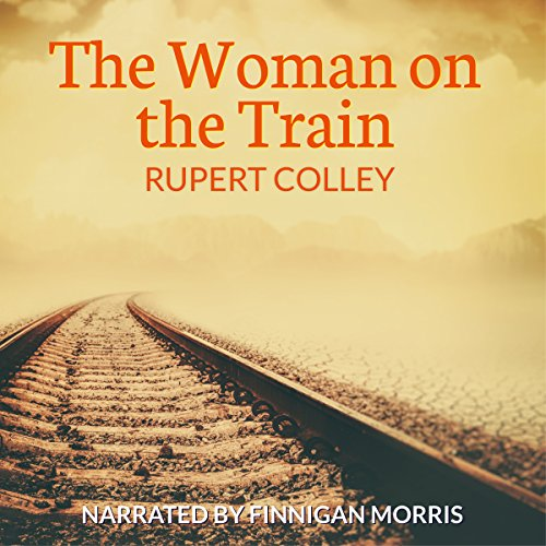 The Woman on the Train audiobook cover art