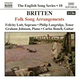 Folk Song Arrangements, Vol. 6, 'England': The Soldier and the Sailor