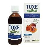 Toxe Natural Fluido Concentrato Sciroppo Adulti Naturfarma 200 ml con dosatore | Integratore Naturale utile per la funzionalità delle prime vie respiratorie |Senza Glutine Senza Lattosio Senza Alcool