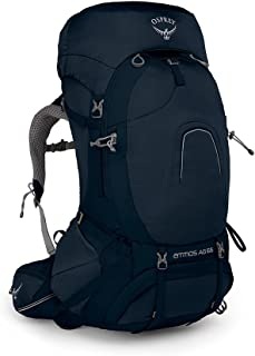 Osprey Packs Osprey Pack Atmos Ag 65 Backpack, Unity Blue, Small
