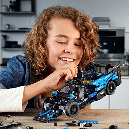 LEGO Technic McLaren Senna GTR 42123 Toy Car Model Building Kit; Build and Display an Authentic McLaren Supercar, New 2021 (830 Pieces)