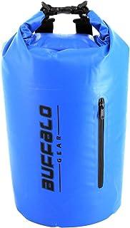 Buffalo Gear 15L 断熱クーラーバックパックポータブル防水ドライバッグソフト折りたたみ式