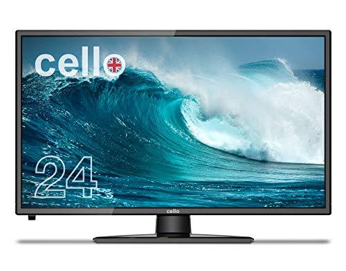 Cello M2420 FHD 24 inch Full HD LED Computer Monitor HDMI VGA Built in...