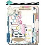 "Heidi Swapp Misto Scrapbook Album Kit 9""X11.5-cartoncino Memoria i File multimediali"