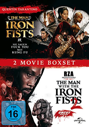 The Man with the Iron Fists / The Man with the Iron Fists 2 [2 DVDs]