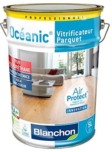 Blanchon - Vitrificateur pour parquet oceanic - Finition.Satiné - Cond. l.5 -
