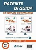 Patente di guida. Kit completo di preparazione: Manuale-Eserciziario. Con software di simulazione