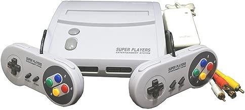 Super Nintendo Entertainment System Clone SNES 16 bit gaming console clone
